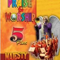 Baru Buku Praise Worship 5 Plus Majesty Plus Not Angka