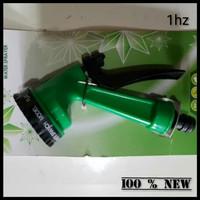 Harga kenmaster kecil 5 posisi semprotan air taman kebun hose nozzle | antitipu.com