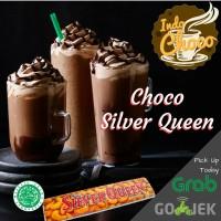 Bubuk Minuman Coklat rasa Silverqueen 1 Kg / Minuman Choco Silverqueen