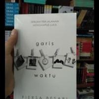 Buku Novel Garis Waktu By Fiersa Besari