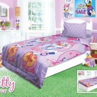 Sprei ALL-NEW MY LOVE Single 120 cm x 200 cm T30 Motif Pretty