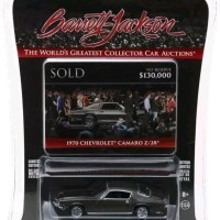 Greenlight Barrett Jackson 1970 Chevrolet Camaro Murah