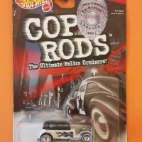 Harga hot wheels 32 ford vicky cop rods ban karet   Hargalu.com