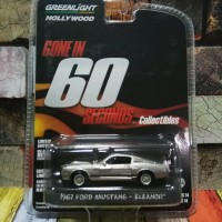 Diecast Greenlight Ford Mustang Eleanor Gone In 60 Seconds Berkualitas