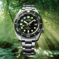 SEIKO PROSPEX SLA019J1 DIVERS LIMITED EDITION GREEN DIAL JAPAN