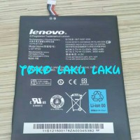 Battery Original Lenovo Tab A1000/L12T1P33/Battery/Baterai hp Original