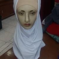 Hijab Kerudung Jilbab Instan | Bahan Twis | Adem