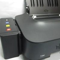 Printer Canon Ip 2770 Ip2770 Inkjet + Infus Tabung Murah