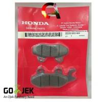 Kampas Rem Depan Cakram Dispad Depan Honda Supra X / Kharisma / KR3