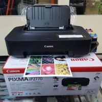 Printer Canon Ip2770 + Infus Murah