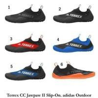 Sepatu Terrex CC Jawpaw II Slip-on Adidas Outdoor Premium Quality