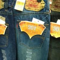 jeans original merk Levis made in usa