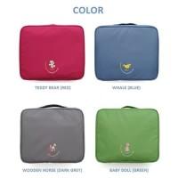 Korean Premium Partition Trunk Bag Size L Termurah