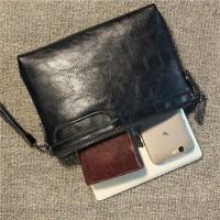 Handbag Pria Wanita Clutch Bag Import Tas Tangan Dojin