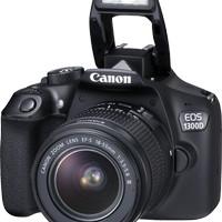 CANON EOS 1300D + LENSA 18-55 III WIFI / KAMERA DSLR CANON 1300D KIT