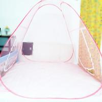 Kelambu Lipat Portable mosquito net 180 x 200 cm