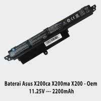 Baterai Laptop Oem Asus VivoBook X200 X200CA X200MA F200CA A31N1302