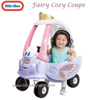 Jual Little Tikes Fairy Cozy Coupe Mainan Mobil Mobilan Peri Princess Murah