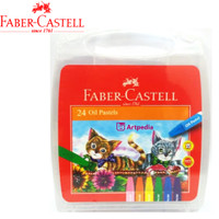 Crayon Oil Pastels Faber Castell 24 Warna / Faber Castell Oil Pastel
