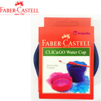 Faber Castell CLIC & GO Water Cup - Tempat Air Faber Castell