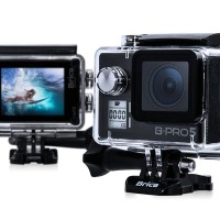 Brica B-Pro Alpha Edition II [S] (AE2S) 4K Action Cam