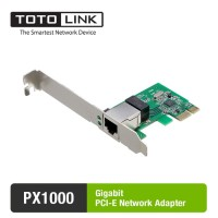 Adapter Network Gigabit PCI Express - TOTOLINK PX1000