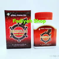 Herbal Stamina Pria Tri Bulus Vita Plus POM TR