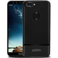 LEATHER ARMOR case Huawei Honor 9 Lite softcase casing hp back cover
