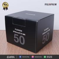 [NEW] Fujinon XF50mm f/2 R WR (Gudang Kamera Malang)
