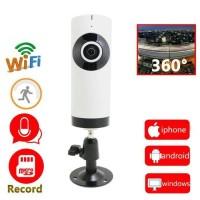 CCTV Wifi HD 360 Eyes Panoramic Wireless P2P - Ip Camera