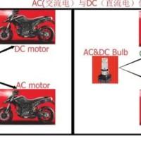 PROMO RTD LAMPU HEADLAMP LED MOTOR M02K 4 SISI TITIK AC DC DEVIL/