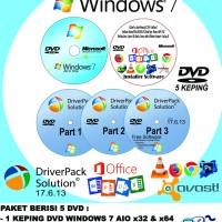Harga paket dvd instal ulang windows 7 pc laptop   antitipu.com
