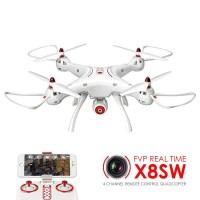 Syma X8SW WIFI FPV Altitude Hold One key Take off/Landing