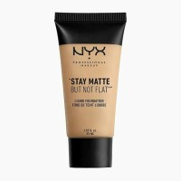 NYX PROFESIONAL MAKE UP STAY MATTE BUT NOT FLAT LIQUID FOUNDATION