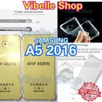 Softcase AntiCrack Samsung A5 2016 Anti Crack Shock Case Samsung A 5