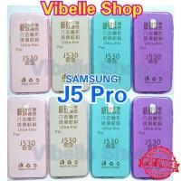 Ultrathin Softcase Samsung J5 Pro Soft Jely Back Jely Case J5 J 5 pro