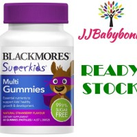 Jual Blackmores Superkids Multi 60 Gummies Murah