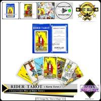 RIDER TAROT - Kartu Tarot - Art