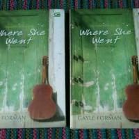 Umum Agama Novel Cerpen)Where She Went