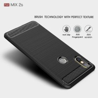 Best Case Xiaomi Mi Mix 2 MiMix 2s casing hp cover tpu carbon FIBER L