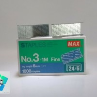 Isi staples max no 3-1m japan