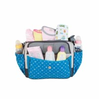 Tas Perlengkapan Bayi Medium Baby Bag Moms Baby Motif 3022