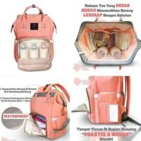 Tas Perlengkapan Bayi Diaper Travel Backpack Tas Ransel Ibu Dan Bayi