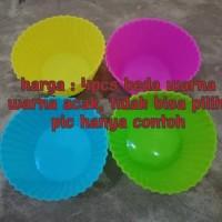 partisi bento silicone silikon cup cups cetakan silikon bento puding