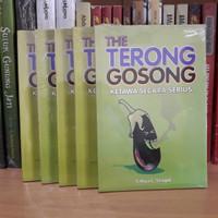 Buku The Terong Gosong: Ketawa Secara Serius, Yahya C. Staquf Mata Air