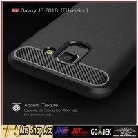 Case Samsung Galaxy J6 2018 New Edition Softcase Casing Hp BackCase