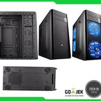 Harga sades gaming pc case lycan casing komputer game case pc | Pembandingharga.com