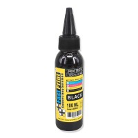 Tinta DTG Direct To Garment Textile Kaos 100ML Black Printer DTG