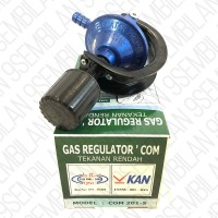 Regulator Gas LPG Destec StarCam 201s Tekanan Rendah 201-S Star Cam