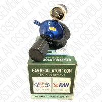 Regulator Gas LPG Starcam Destec Com 201m Star Cam Com201m